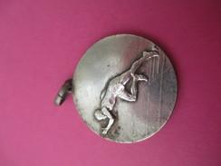 Médaille De Sport/ Course à Pied  / Coureur/ Nickel / Vers 1930 - 1950             SPO182 - Athlétisme