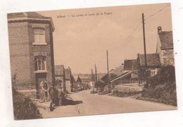 36180   -  Jalhay   La  Poste Et Route De La Fagne - Jalhay