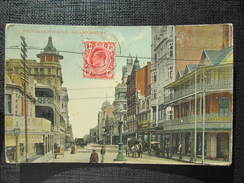 AK JOHANNESBURG Pritchard Street 1910 //// D*26732 - Südafrika