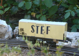 Trains Hornby Wagon Frigorifique - Goods Waggons (wagons)