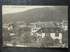 AK CERNIER NE Le Bois Ca.1910 //// D*26744 - NE Neuenburg
