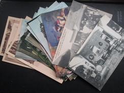 LOT 32 CP EXPOSITION UNIVERSELLE (V1708) BELGIQUE 1910 (33 Vues) Dujardin Lammens, Village Sénégalais, Pavillons, Nuit - Exhibitions