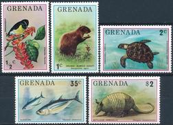 Grenada Fauna - Postzegels