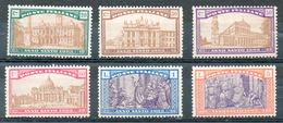 ITALIE (Royaume) - 1924 - N° 163 à 168 - (Commémoration De L'Année Sainte 1925) - Nuovi