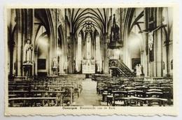 Dentergem Binnenzicht Van De Kerk Uitgave C.Demeyer - Dentergem