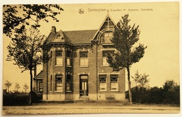 Denterghem Eigendom M. Opsomer, Sekretaris  Dentergem Wakken 1932 Sterstempel - Dentergem