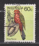 Australie Australia Used ; Vogel, Oiseau, Ave, Bird, Parod, Parkiet NOW MANY ANIMAL STAMPS FOR SALE - Papegaaien, Parkieten