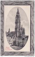 AK Anvers - La Flêche De La Cathédrale - Feldpost Armierungs-Bataillon (1. Württ.) Nr. 59 - 1915 (23831) - Antwerpen