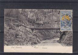 Russie - Carte Postale De 1905 - Imprimé - Oblit Riga - Exp Vers Oss Au Pays Bas - Cachet E3 - 1857-1916 Imperio