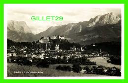 SALZBURGH, AUSTRIA - DIE PERLE DER ALPEN - TRAVEL IN 1952 - - Autriche