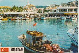 (TQ111) KUSADASI ... UNUSED - Turchia