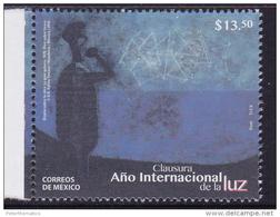 MEXICO, 2016, MNH,INTERNATIONAL YEAR OF LIGHT,1v - Astrology