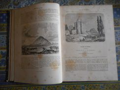 LE TOUR DU MONDE  Sem2 1860 CHARTON SICILE PERSE CUBA DAUPHINE GALAPAGOS DARWIN AFRIQUE CALIFORNIE BIRMANIE AVA ETC.. - 1801-1900