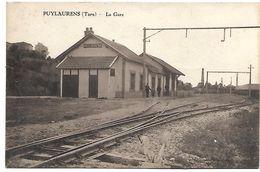 PUYLAURENS - La Gare - Puylaurens
