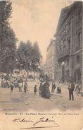 MARSEILLE - La Place Daviel (ancienne Place De L'Hôtel Dieu) - Non Classés