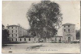 AGEN - Caserne Du 18e D'Artillerie - Agen