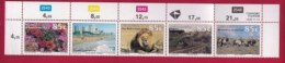RSA, 1993, MNH Stamps In Control Blocks, MI 912-916, Tourism, X666A - South Africa (1961-...)