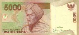 INDONESIA P. 142a 5000 R 2001 UNC - Indonésie