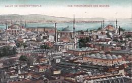 CPA : Constantinople (Turquie)  Vue Panoramique Des Bazars    N° 58 - Turkey