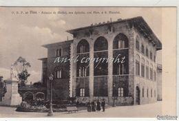 O.S.P. 49 PISA_Palazzo De Medici,ora Spinola,con Monumento.a G.Mazzini-Originale 100% - Pisa