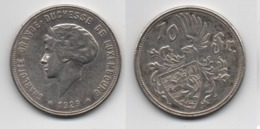 + LUXEMBOURG  +  10 FRANCS 1929 + - Luxembourg