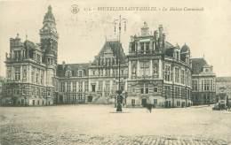 BRUXELLES-SAINT-GILLES - La Maison Communale - St-Gilles - St-Gillis