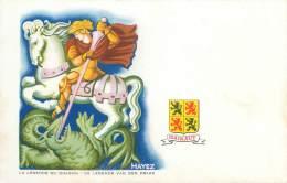 La Légende Du Dragon - De Legende Van Den Draak - België