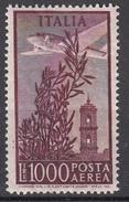 Italia - Campidoglio 1000 Lire ** - 1946-.. République