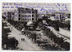 Tunisie--SFAX--1947--Place Jérôme Fidelle (petite Animation) - Tunesië