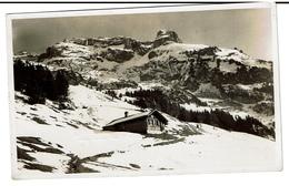 Suisse - Carte Photo - Ennetbühls - Glarus - Skihüsli Elmer - Kasp. Zweifel, Hüttenwart - 2 Scans - GL Glaris
