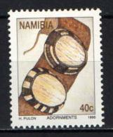 NAMIBIA - 1995 - BOTTONI D'AVORIO - NUOVO MNH - Namibia (1990- ...)
