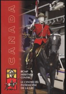 RCMP Heritage Centre, Regina Saskatchewan Canada (PC194) - Police - Gendarmerie