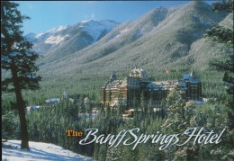 The Banff Springs Hotel (PC211) - Banff