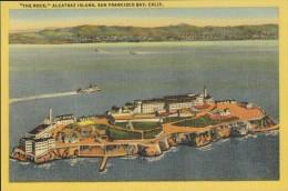 The Rock, Alcatraz Island, San Francisco (PC264) - Prison