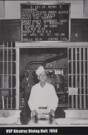 USP Alcatraz Island, 1950 Christmas Dinner Menu (PC265) - Prison