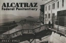 Alcatraz Federal Penitentiary 1934-1963 (PC269) - Prison