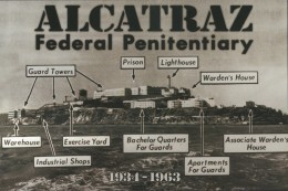 Alcatraz Federal Penitentiary 1934-1963 (PC271) - Prison