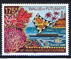 WF 1998 N. 527 Salone Filatelico MNH Cat. € 4.60 - Wallis E Futuna