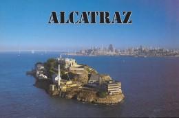 Alcatraz Island, California (PC335) - Prison