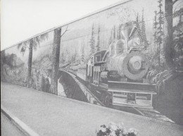 Mural Done By Ramona Kmertz Lauzon (PC383) - Postcards