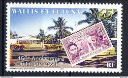 WF 1999 N. 534 Anniversario Del Francobollo MNH Cat. € 1.60 - Wallis E Futuna