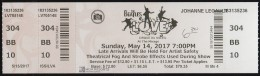 The Beatles Love, Cirque Du Soleil At The Mirage Ticket #: 551973313454 (MS106) - Concert Tickets