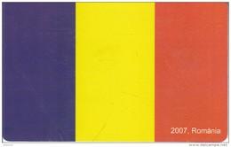 ROMANIA - European Union/Romania, Tirage 50000, Exp.date 01/05/09, Used - Romania