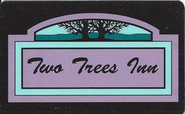 Two Trees Inn - Hotel Room Key Card - Hotel Keycards