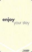 Enjoy Your Stay - KABA - Generic Hotel Room Key Card - Hotel Keycards