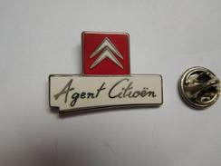 Beau Pin's En Zamac , Auto , Agent Citroën - Citroën