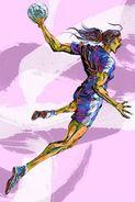 T84-029  ]  Balonmano Handball Handbal,  China Pre-stamped Card,postal Stationery - Handball