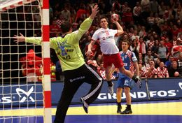 T84-036  ]  Balonmano Handball Handbal,  China Pre-stamped Card,postal Stationery - Handball