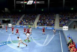 T84-043  ]  Balonmano Handball Handbal,  China Pre-stamped Card,postal Stationery - Handball