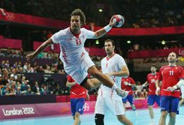T84-044  ]  Balonmano Handball Handbal,  China Pre-stamped Card,postal Stationery - Handball